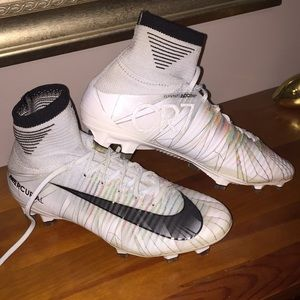 Nike Mercurial SuperFly VCR7 FG Soccer Cleats W6.5